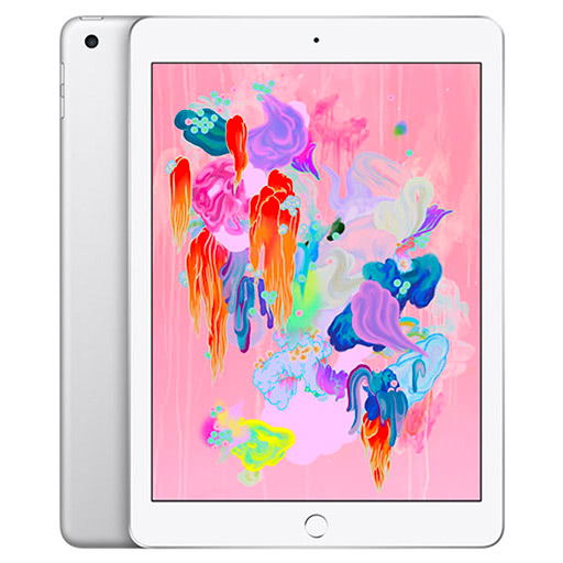 iPad 6 32GB Wifi + Cellular Silver (2018)