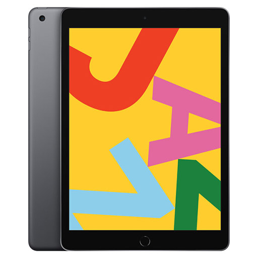iPad 7 32GB Wifi Space Gray (2019)