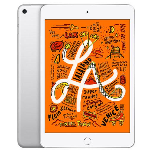 iPad mini 5 256GB Wifi Silver (2019)