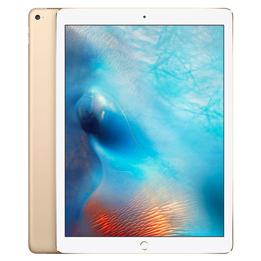 iPad Pro 12.9-in 256GB Wifi + Cellular Gold (2015)