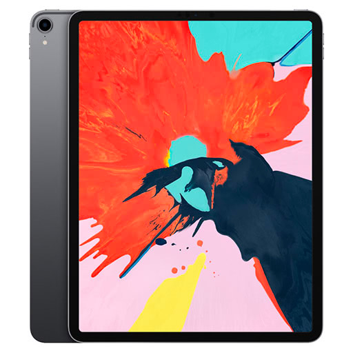 iPad Pro 12.9-in 512GB Wifi Space Gray (2018)