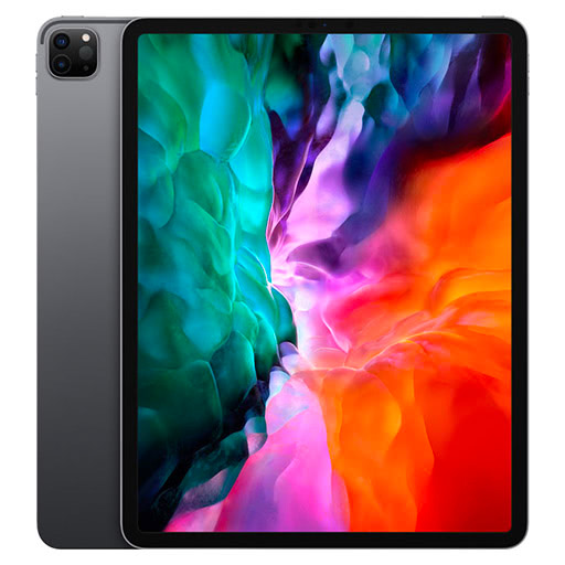 iPad Pro 12.9-in 256GB Wifi + Cellular Space Gray (2020)