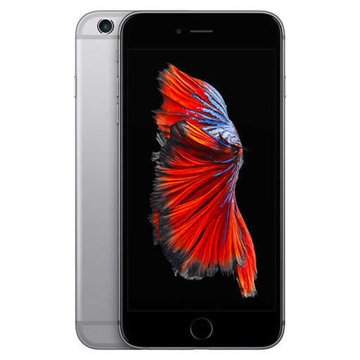 iPhone 6S Plus 128 Go Gris Sideral