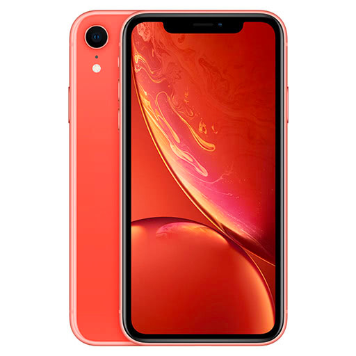 iPhone XR 256 Go Corail