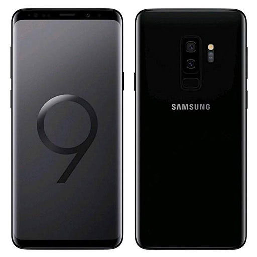 Galaxy S9+ 64 Go Noir Carbone