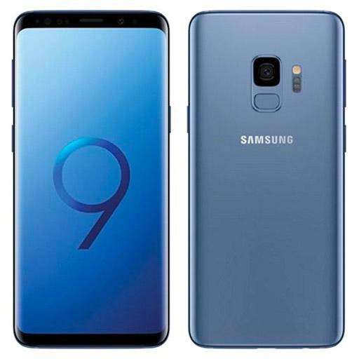 Galaxy S9 64GB Coral Blue